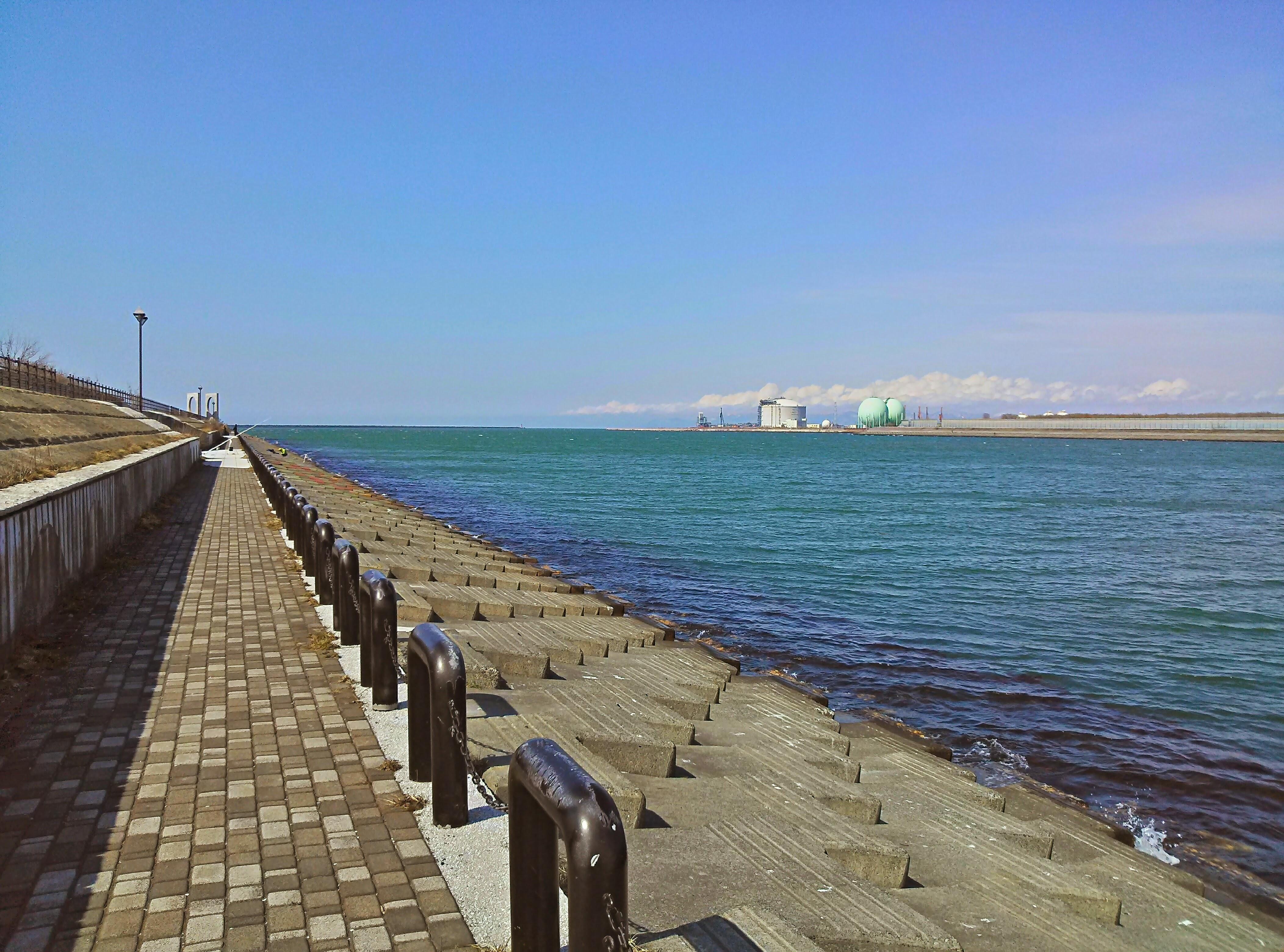 石狩湾新港 樽川埠頭についての釣り情報